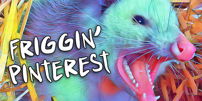 Friggin' Pinterest Weird Appalachia