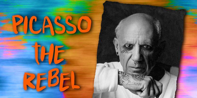Picasso the Rebel Weird Appalachia