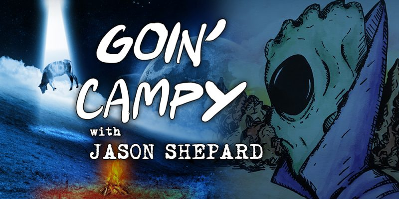Weird Appalachia Goin' Campy