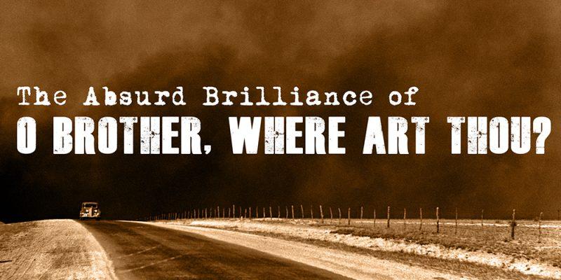 o brother, where art thou weird appalachia
