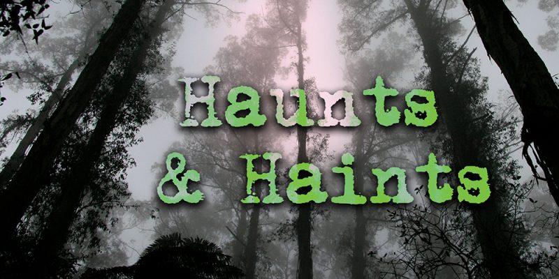 Weird Appalachia Haunts & Haints